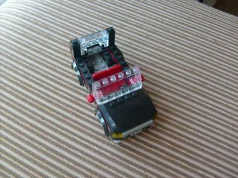 how to make a lego range rover