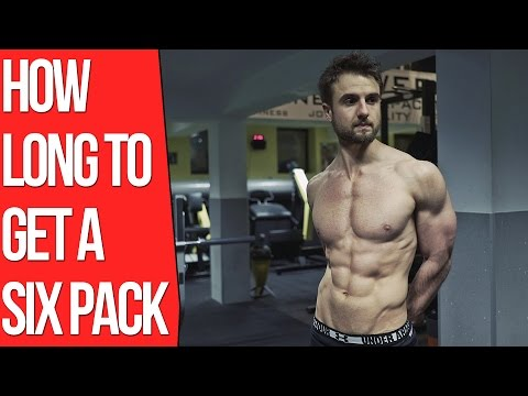 How Long Does It Take To Get A Six Pack? (The Real Truth)