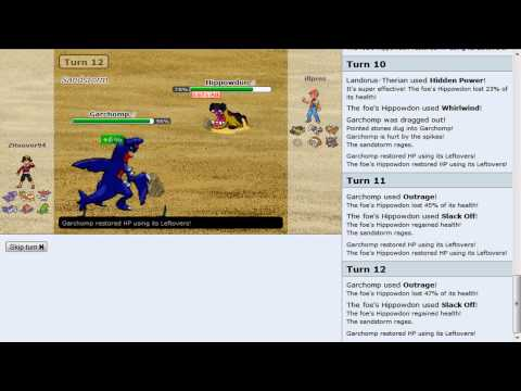 Pokemon Showdown Battle Series [OU] - Battle #14