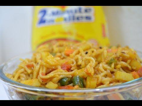 Maggi Masala Recipe | Maggi banane ki recipe | Maggi Recipe in hindi | Maggi recipes with vegetables