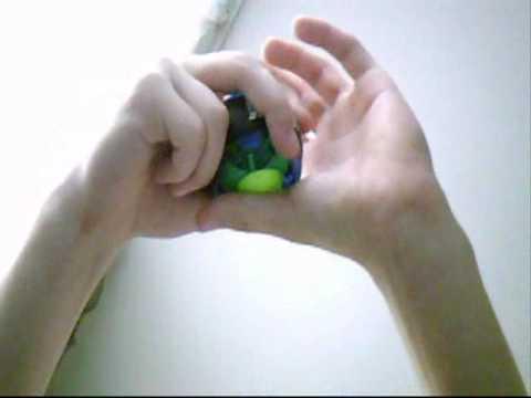 Powerball finger start