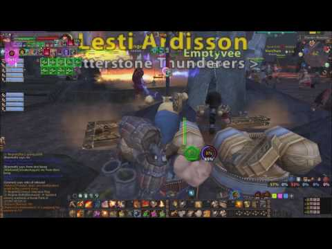 64th Warhammer Online Engineer Event - One Casualty too much