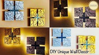 Unique wall hanging ideas  gadac diy  do it yourself wall decor  wall hanging craft ideas  diy craft