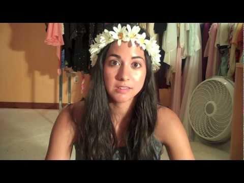 DIY: Hippie Flower Headband
