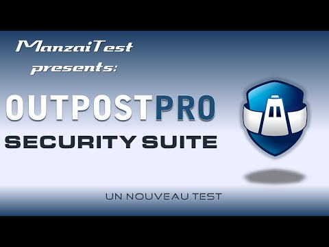 [Test Musical] Outpost Security Suite Pro 9.1