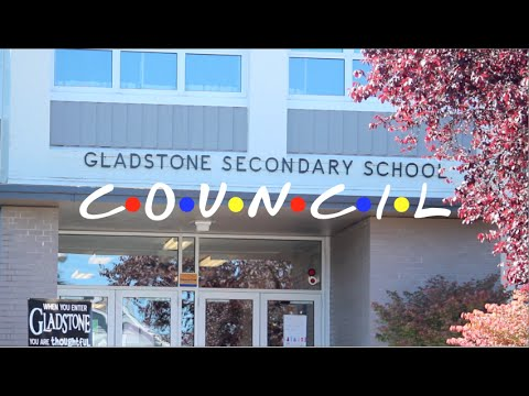 Gladstone's Students' Council 2015/2016