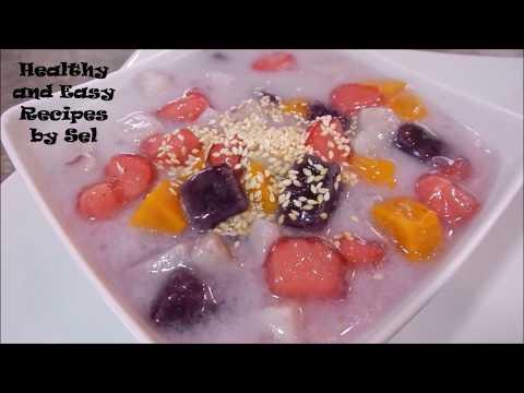 Four Flavor Dessert Recipe