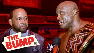 "WWE Champion Bobby Lashley is ""back on the grind"": WWE's The Bump, March 4, 2021"