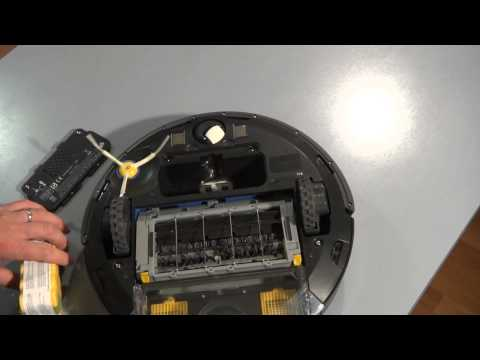 How to Replace the Battery on the iRobot Roomba 700 Series