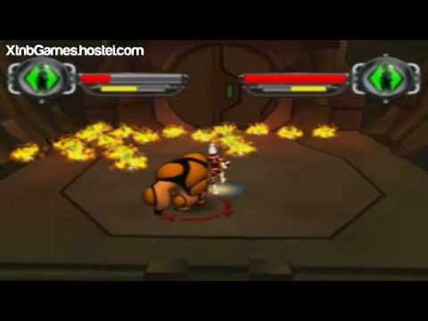 Ben 10 Protector Of Earth 2 Player / Play Protector