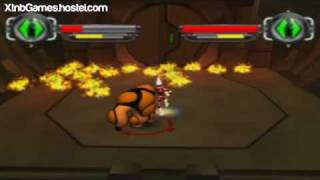 Ben 10 Protector of Earth All BOSSES!! HD