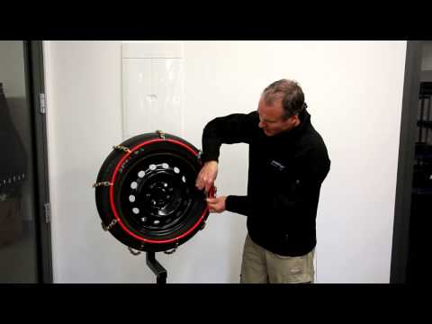 How to Fit Snow Chains - Cross Country Ski Hire Marysville