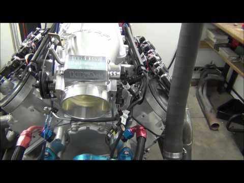 LS 441 STROKER 700+ Horsepower on Pump Gas - CNC-Motorsports