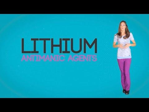Bipolar Medication:  Lithium
