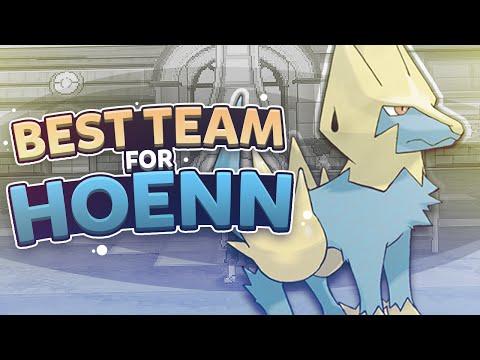 Best Team for Hoenn ft. Zeldawars