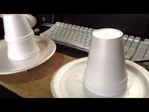 Styrofoam Speakers