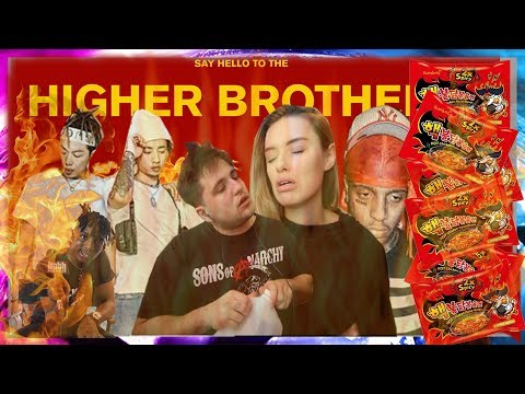 BAD REACTIONS: Higher Brothers & Ski Mask The Slump God + Nuclear Ramen