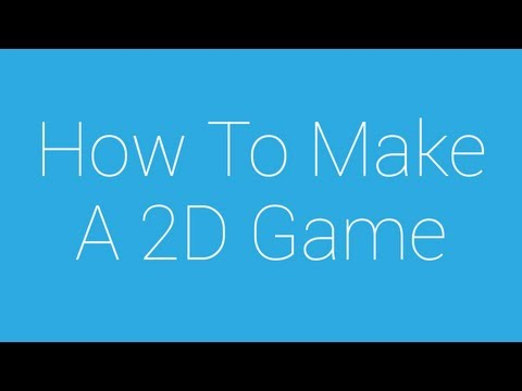 How To Make A 2D Game - 4 - Variables