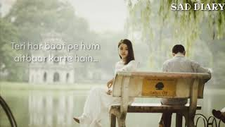 Teri Umeed Tera Intzaar-sonu kakkar heart touching sad song 