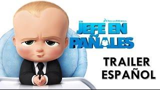 Un Jefe En Pañales - Trailer Doblado Español Latino 2017 The Boss Baby