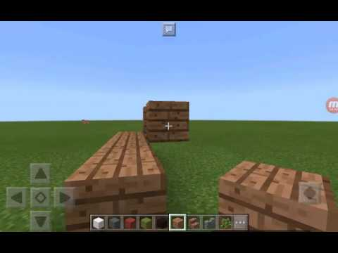 How to make helicopter in minecraft