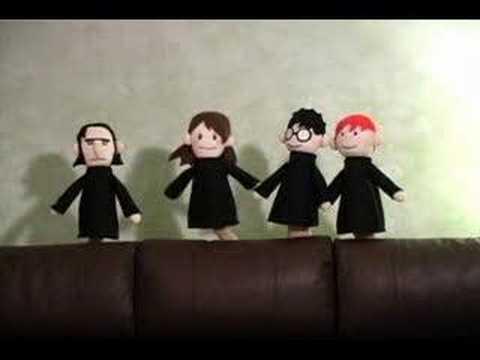 Potter Puppet Pals: Potions Class