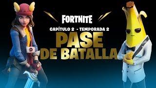 Fortnite: Capítulo2 - Temporada2 | Tráiler de experiencia de juego del pase de batalla