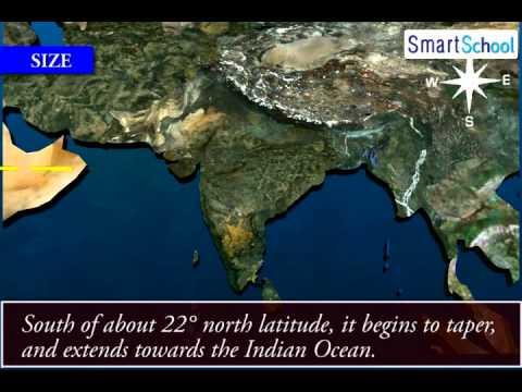India: Location