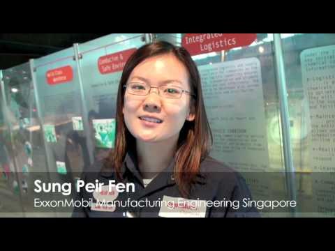ucreatechange Visits ExxonMobil at Jurong Island