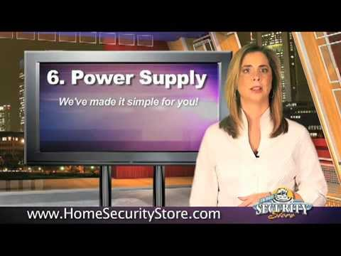 How To Build A Surveillance System - Home Security Store