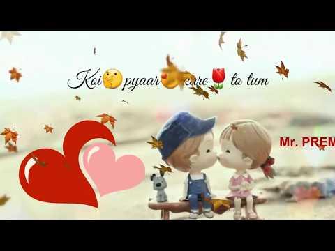 Boyfriend Girlfriend Romantic 30 SEC WHATSAPP STATUS   FEMALE LOVE STATUS VIDEO