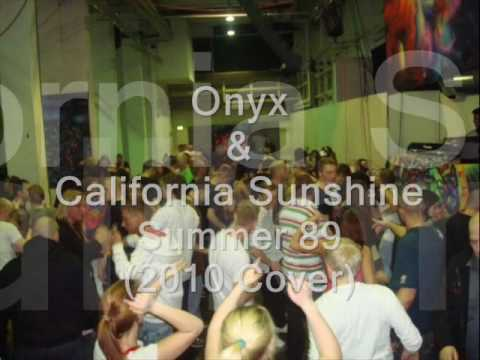 Onyx & Miko - Summer 89 (2010 Cover)