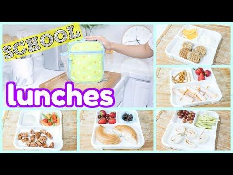 Preschool Lunch Ideas | Picky Eater Friendly!