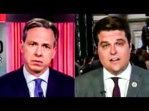 Jake Tapper Makes Florida Republican Look Like Total Dumbass Live On Air