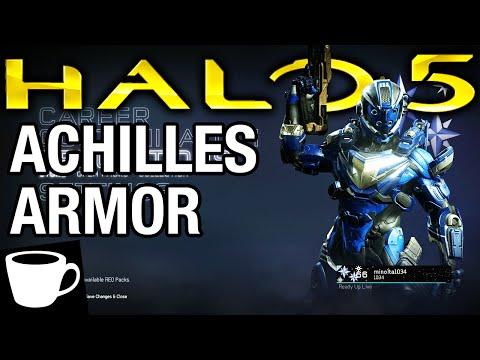 HALO 5 | Achilles Armor UNLOCKED! (Halo 5: Guardians)