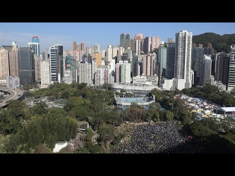 U.S. Revokes Hong Kong's Special Status