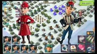 How to beat Gearheart War Factory  and Unlock New Hero Cpt Everspark