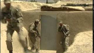 Pakistan Army Training in Unconventional War Fighting Scenarios