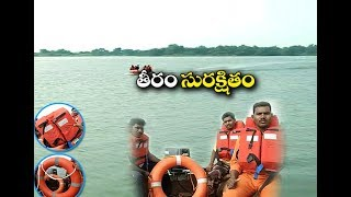 Safety Measures Enhanced | Trained staff Deployed by Govt | in Vijayawda