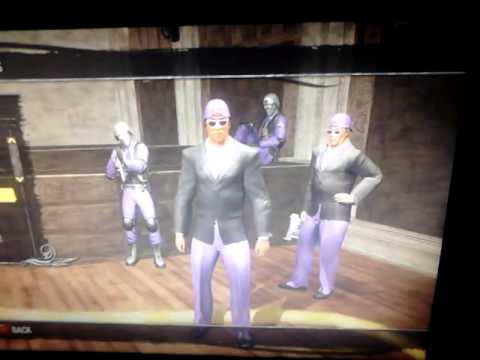 Sr2 how to change crews clothes