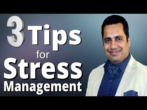 Stress Management Strategies Motivational Video in Hindi by Vivek Bindra