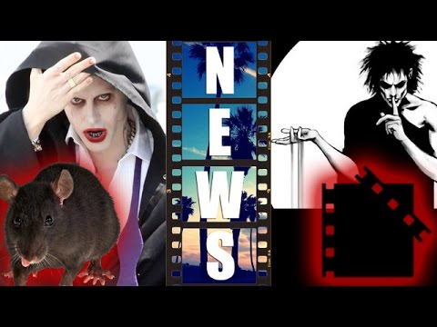 Suicide Squad Therapist & Jared Leto's dead animals, Sandman movie to New Line - Beyond The Trailer