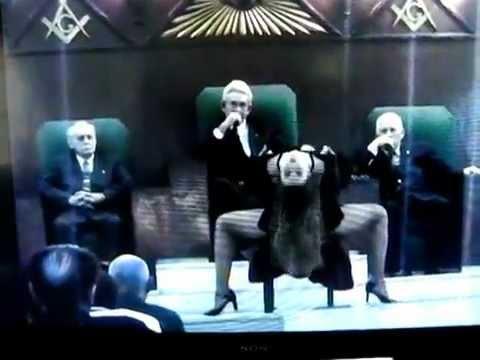 Inside Look At Freemason Illuminati Performance!