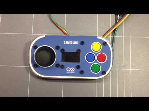 How to Make An Arduino Gameboy