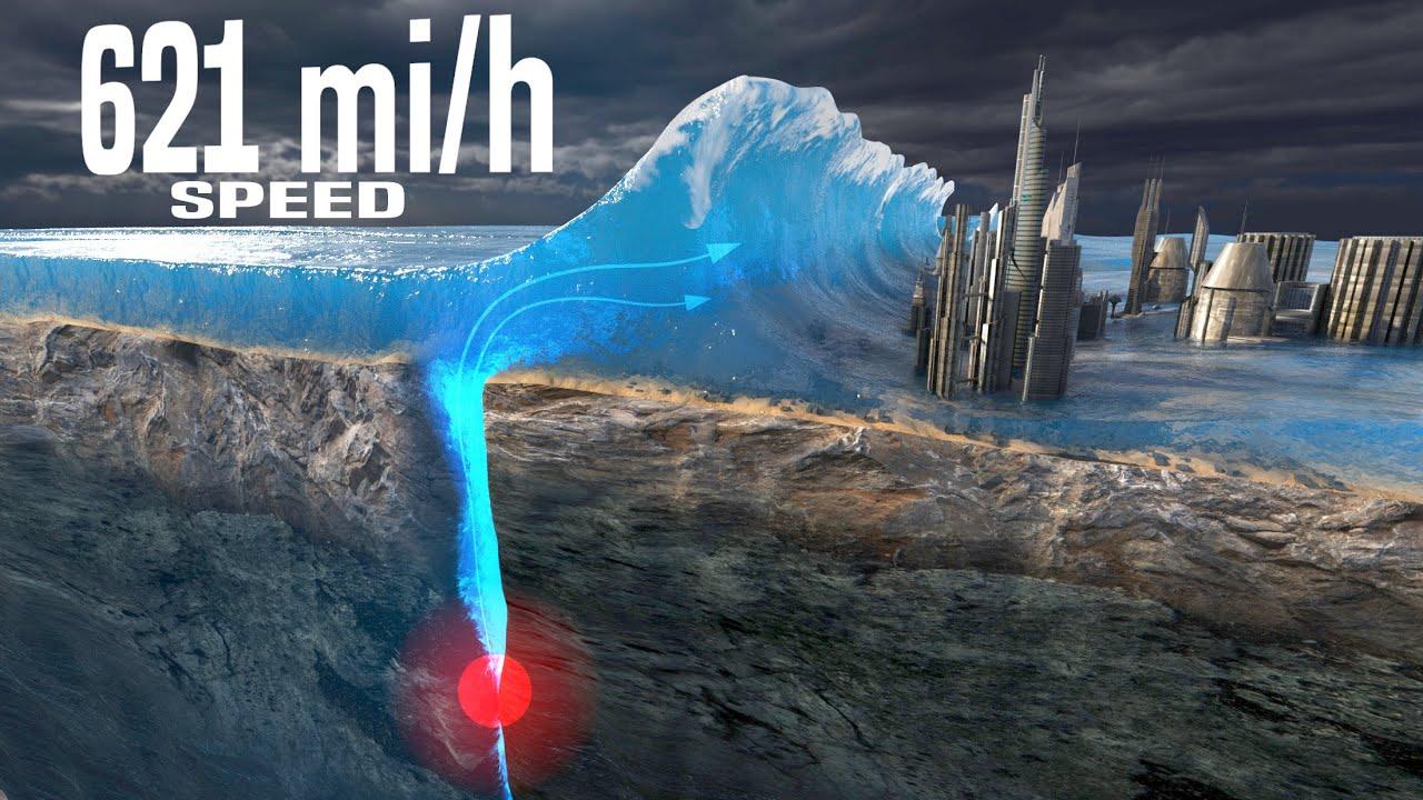 How Giant Tsunamis Work?