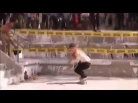 Cewek Seksi Ini Jadi Juara Dunia Kejuaraan Skateboard