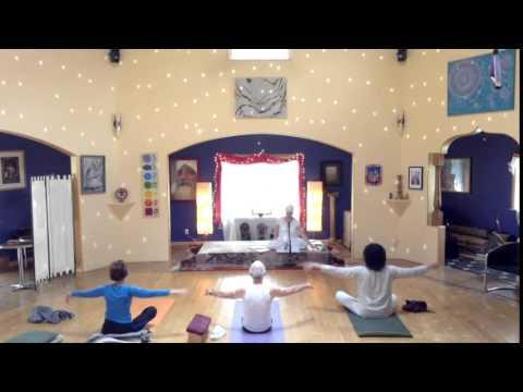 Kundalini Yoga for Releasing Negative Habits: Cold Depression (April 20th, 2015)