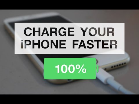 5 Tips to Charge Your iPhone Faster