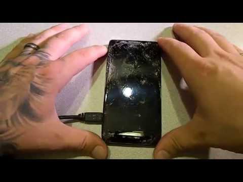 Motorola Razr HD - how to retrieve pictures and Data with Broken Screen