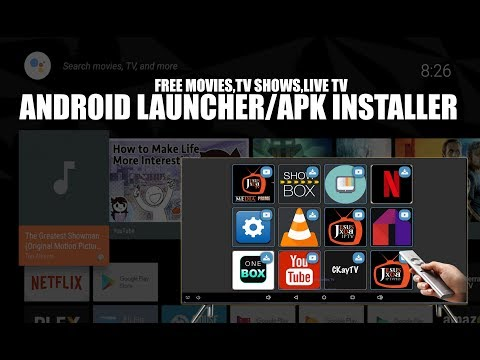 BEST LAUNCHER - APK DOWNLOADER FOR NVIDIA SHIELD & FIRESTICK